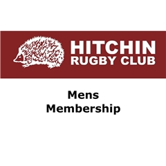 Hitchin Rugby Club - Men's Subscription 2020-21