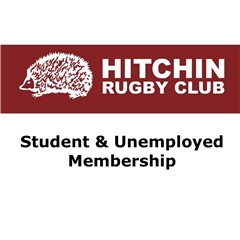 Hitchin Rugby Club - Student and Unemployed 2019-20