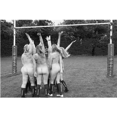 Hitchin Rugby Club - HRFC Ladies Naked Calendar 2018