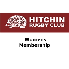 Hitchin Rugby Club - Women's Subscription 2019-20