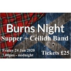 Hitchin Rugby Club - Burns Night 2020