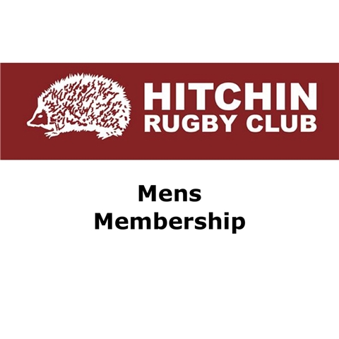 Hitchin Rugby Club - Men's Subscription 2019-20