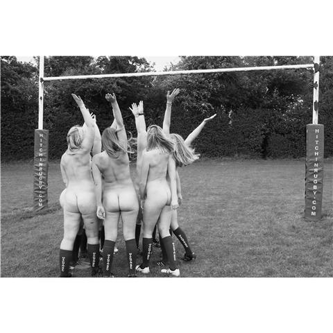 Hitchin Rugby Club - HRFC Ladies Naked Calendar 2018