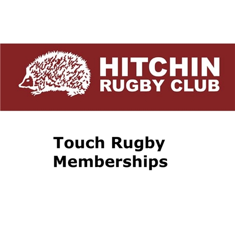 Hitchin Rugby Club - TouchRugby2021-22